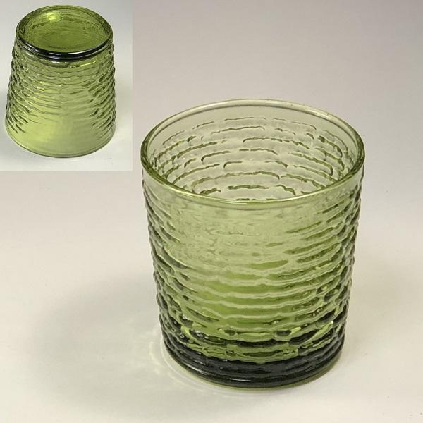 アンカーホッキングアボカドグリーンソレノガラスコップ