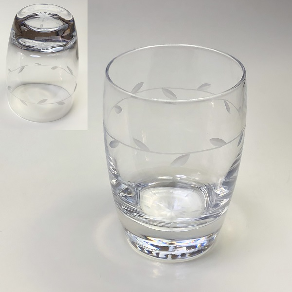 カットグラスガラスコップR6774