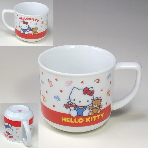 サンリオキティマグカップ
