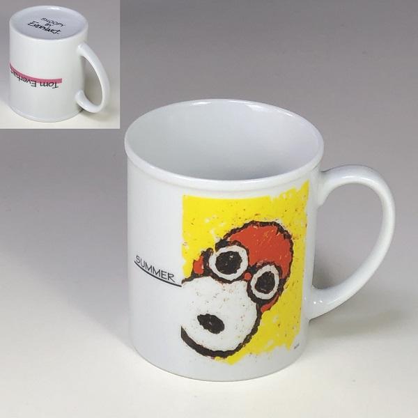 エバーハートスヌーピーマグカップ