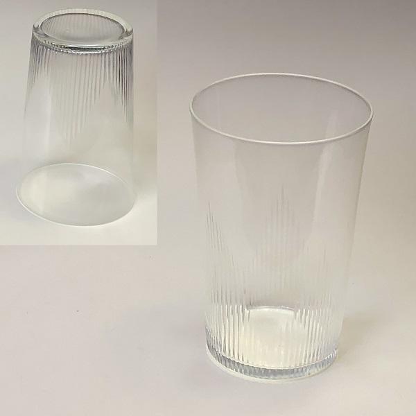 昭和レトロガラスコップR6807
