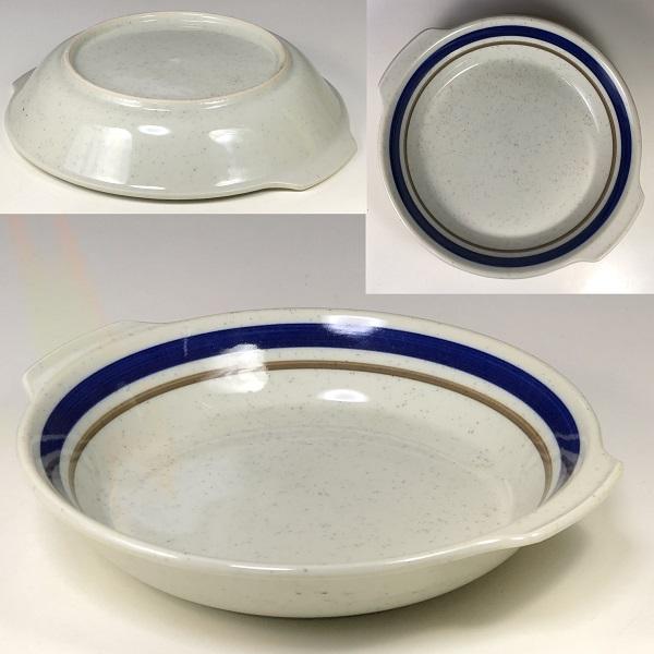 グラタン皿R6826