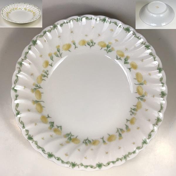 HOYAタンポポの詩カレー皿5枚セット