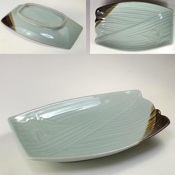 折鶴図船皿R6891