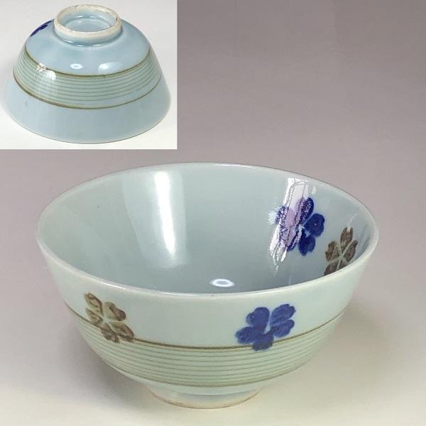 昭和レトロ茶碗R6885