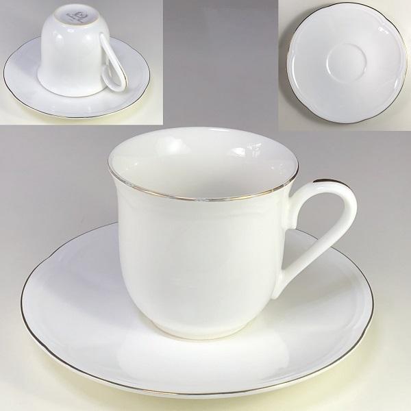 センチュリーボーンカップ&ソーサー