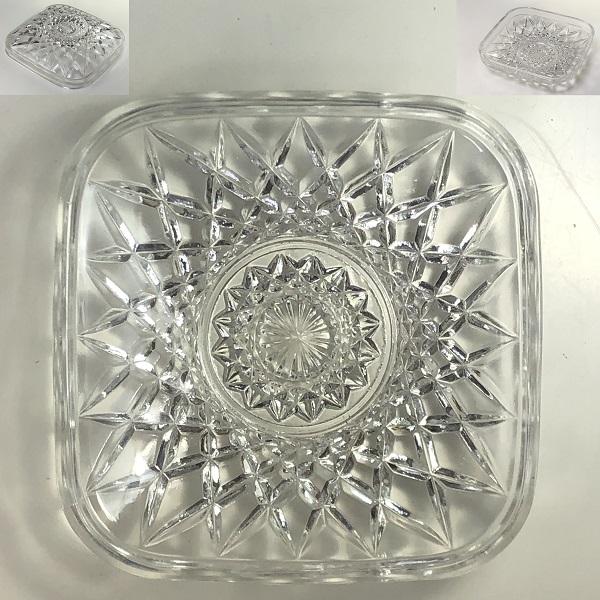 昭和レトロガラスプレートR6900
