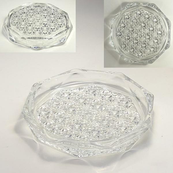ガラストレイコースターR6950