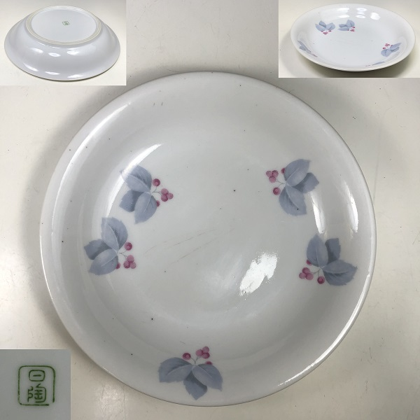 オールドノリタケ日陶小皿R6945