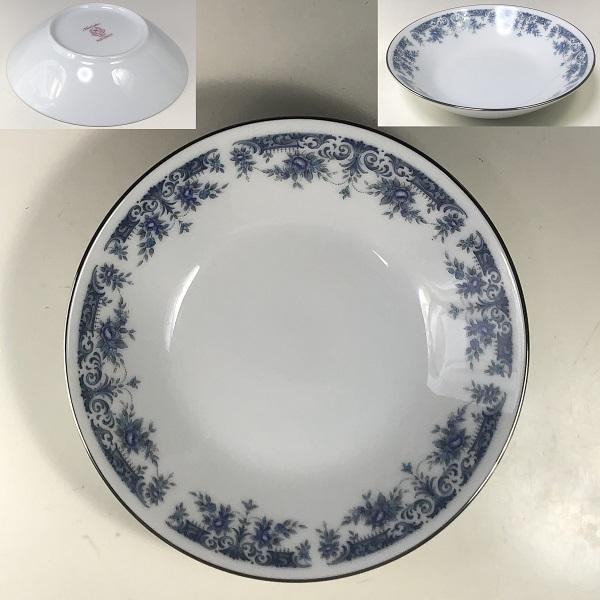 ノリタケブルーコンチェルトベリー皿