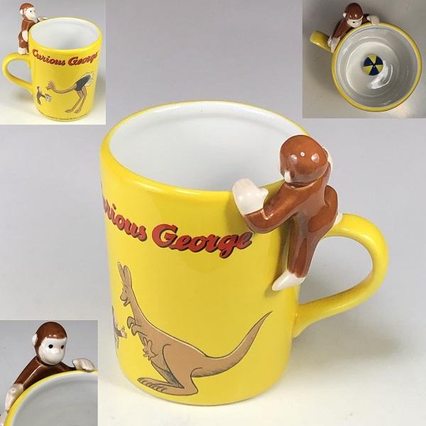 おさるのジョージマグカップ