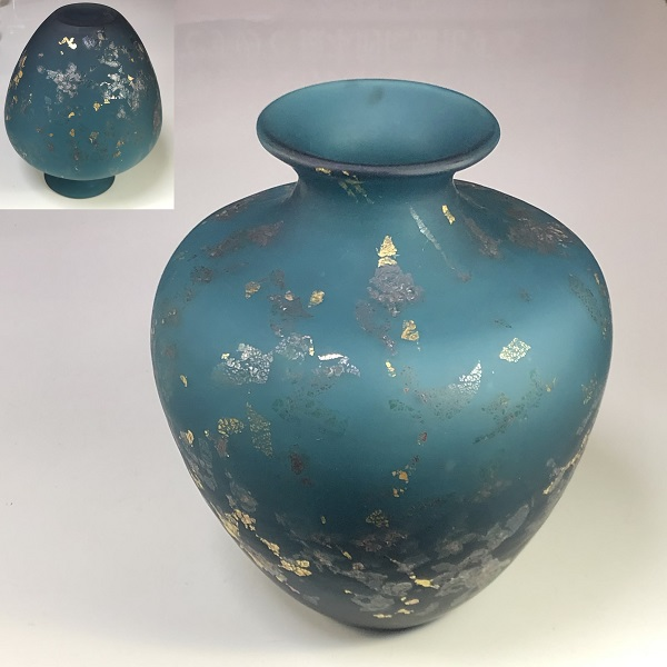 ガラス花瓶R7016