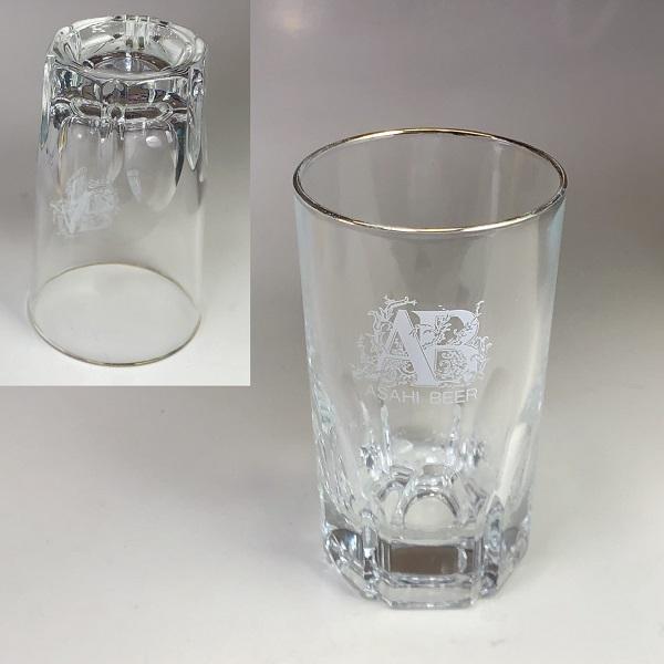 アサヒビールガラスコップR7020
