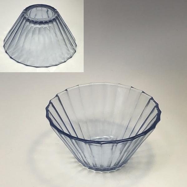 青ガラス小鉢R7040