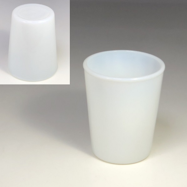 ミルクガラスコップタンブラーR7048