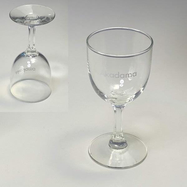 赤玉ワイングラスR7085