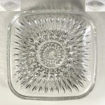 ガラス角皿R7096