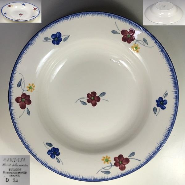 Digoinディゴワンカレー皿
