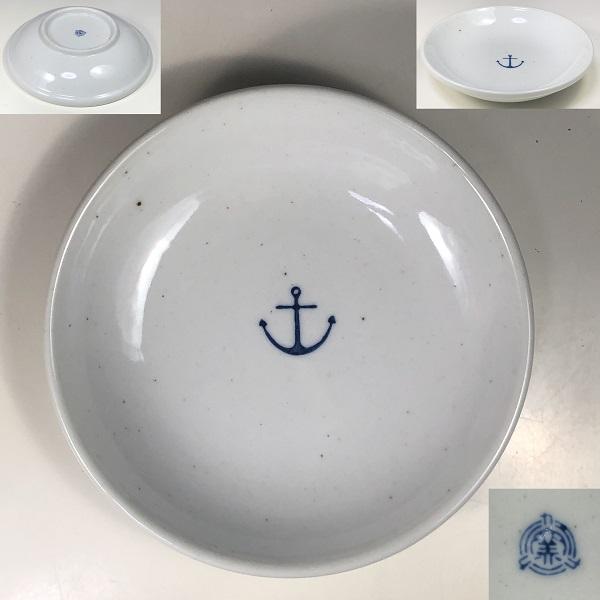 軍隊食器海軍碇R7199
