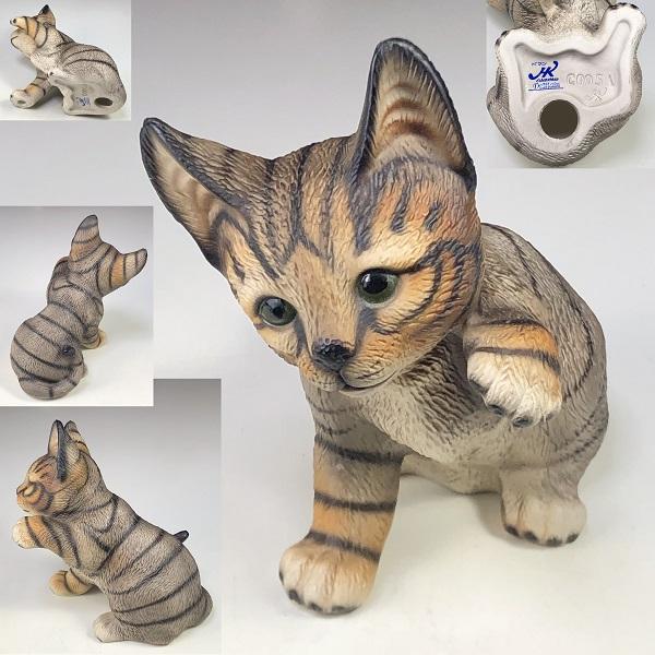ドマンDemain HK osamu 子猫のフィギュアフィギュリン
