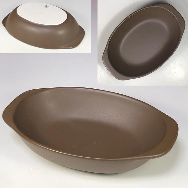 グラタン皿R7160