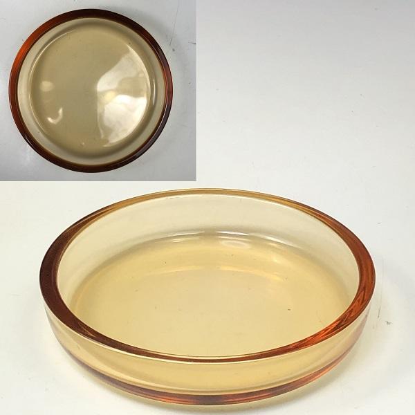 飴色豆皿R7174