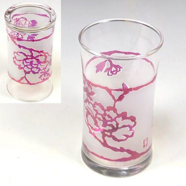 アデリア石塚硝子ガラスコップR7328