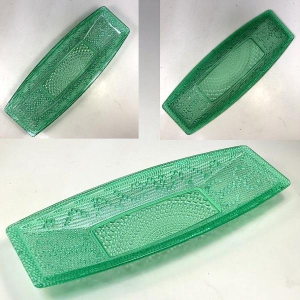 プラスチック製おしぼり皿R7332
