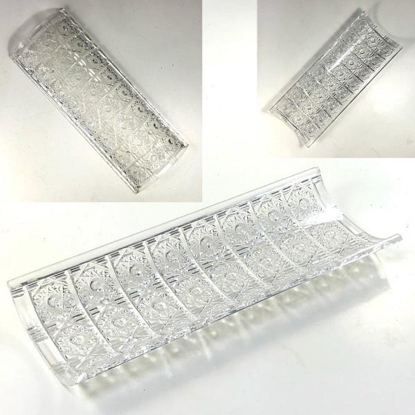 プラスチック製おしぼり皿R7337