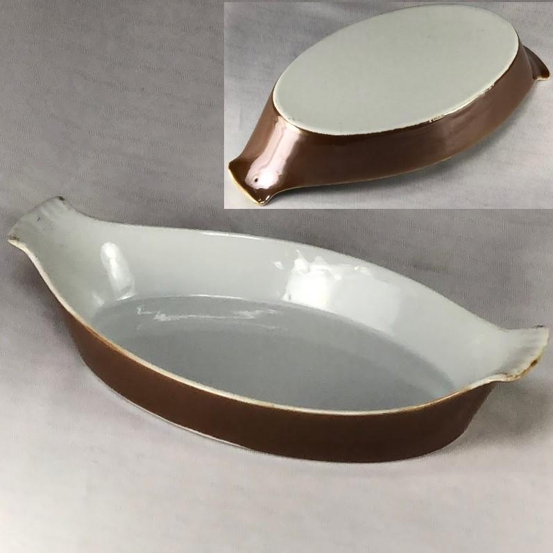 昭和レトログラタン皿R6383