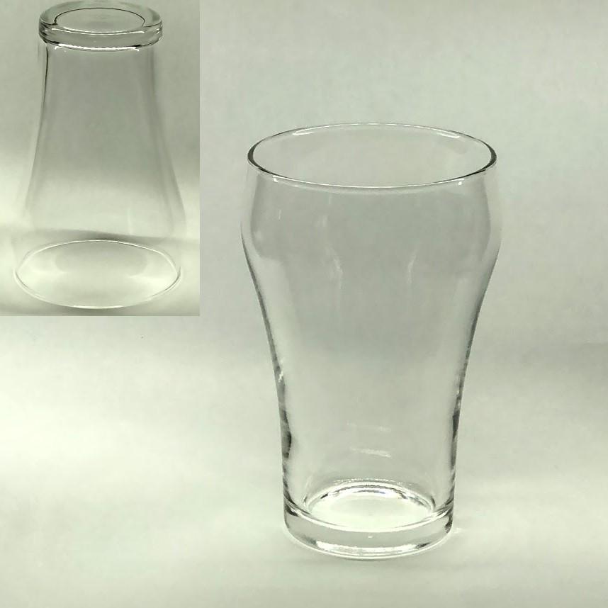 昭和レトロガラスコップラッパ型R1059