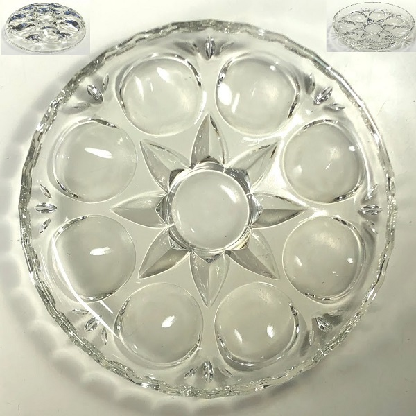 アデリアアデレックスガラス小皿14.5cm