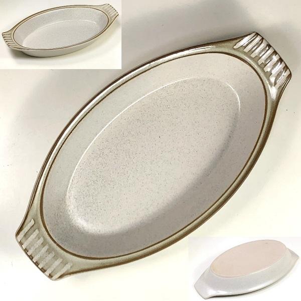 グラタン皿R7453