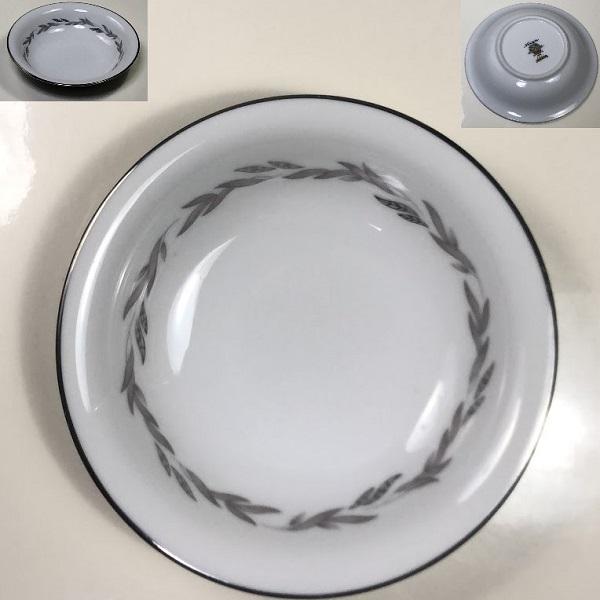 ノリタケGRAYWOODベリー皿