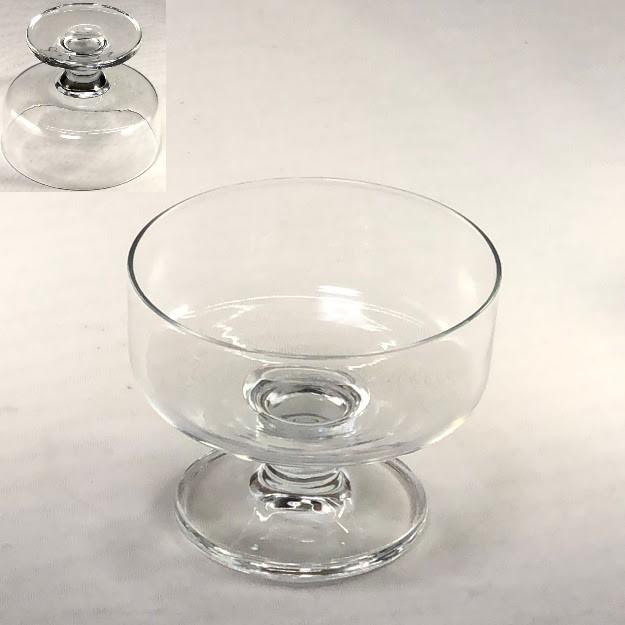 アデリアグラスガラスアイスクリーム小鉢R6394