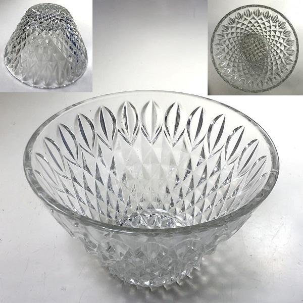 HOYA保谷クリスタルガラス小鉢R7545