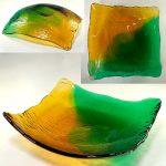ガラス盛皿R7570