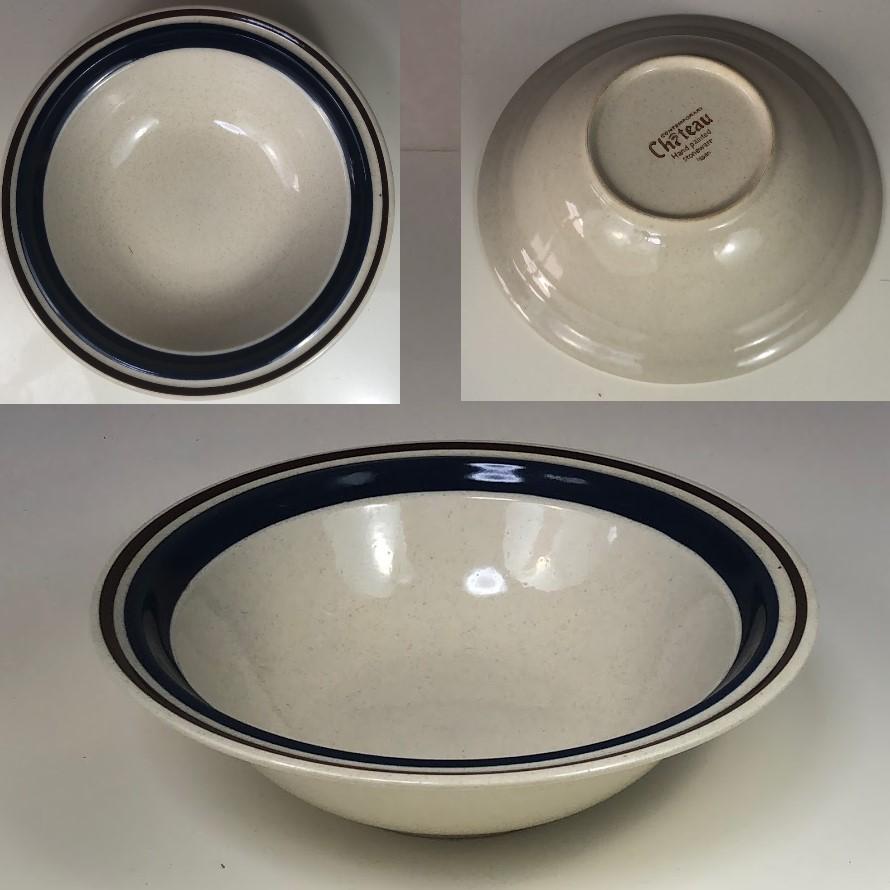 ストーンウェアスープ皿R6527
