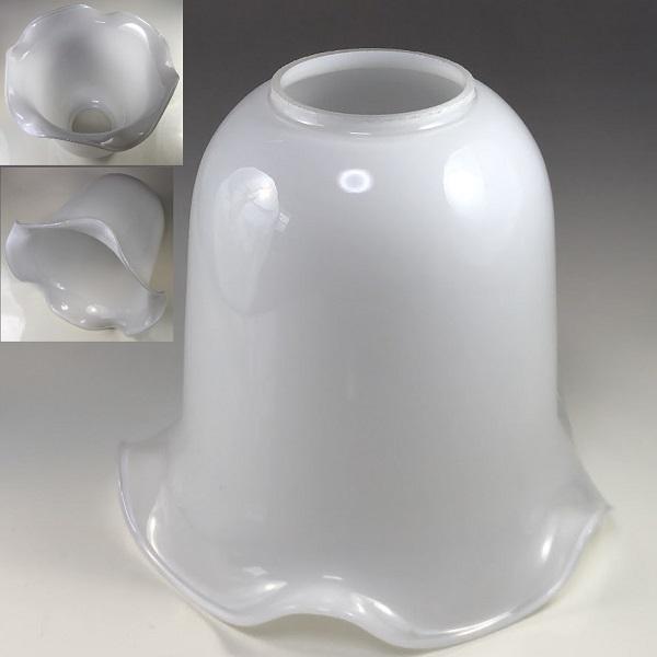 チューリップ型ガラス電笠電傘