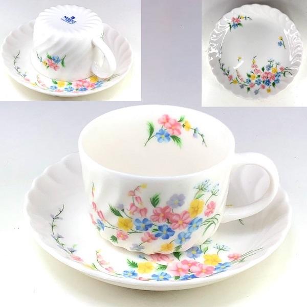 マルイMARUIカップ&ソーサーR7594