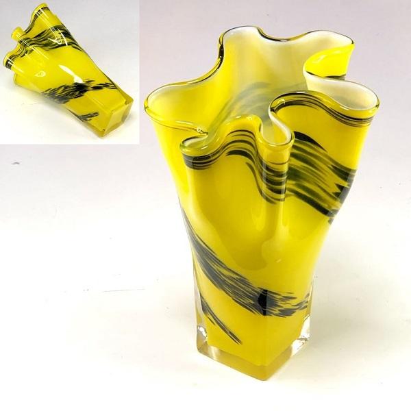 ガラス花瓶R7593