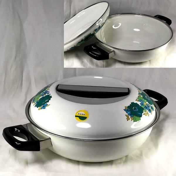 ヤマタカホーロー鍋