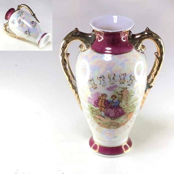 ラスター小花瓶R7624