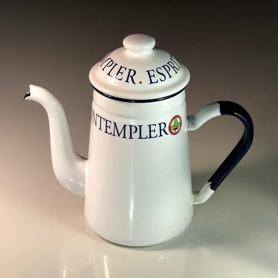 富士ホーロー コーヒーポット ピッチャー 1Lタイプ