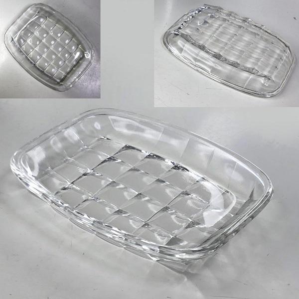 ガラス小皿R7654