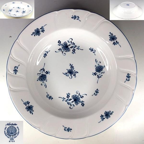 ノリタケクラフトーンスープ皿