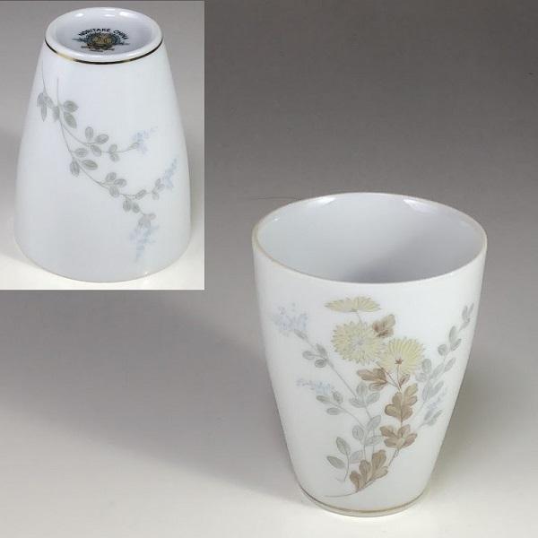 昭和レトロノリタケARIELLEカップ湯呑