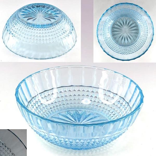 青ガラス小鉢R7721