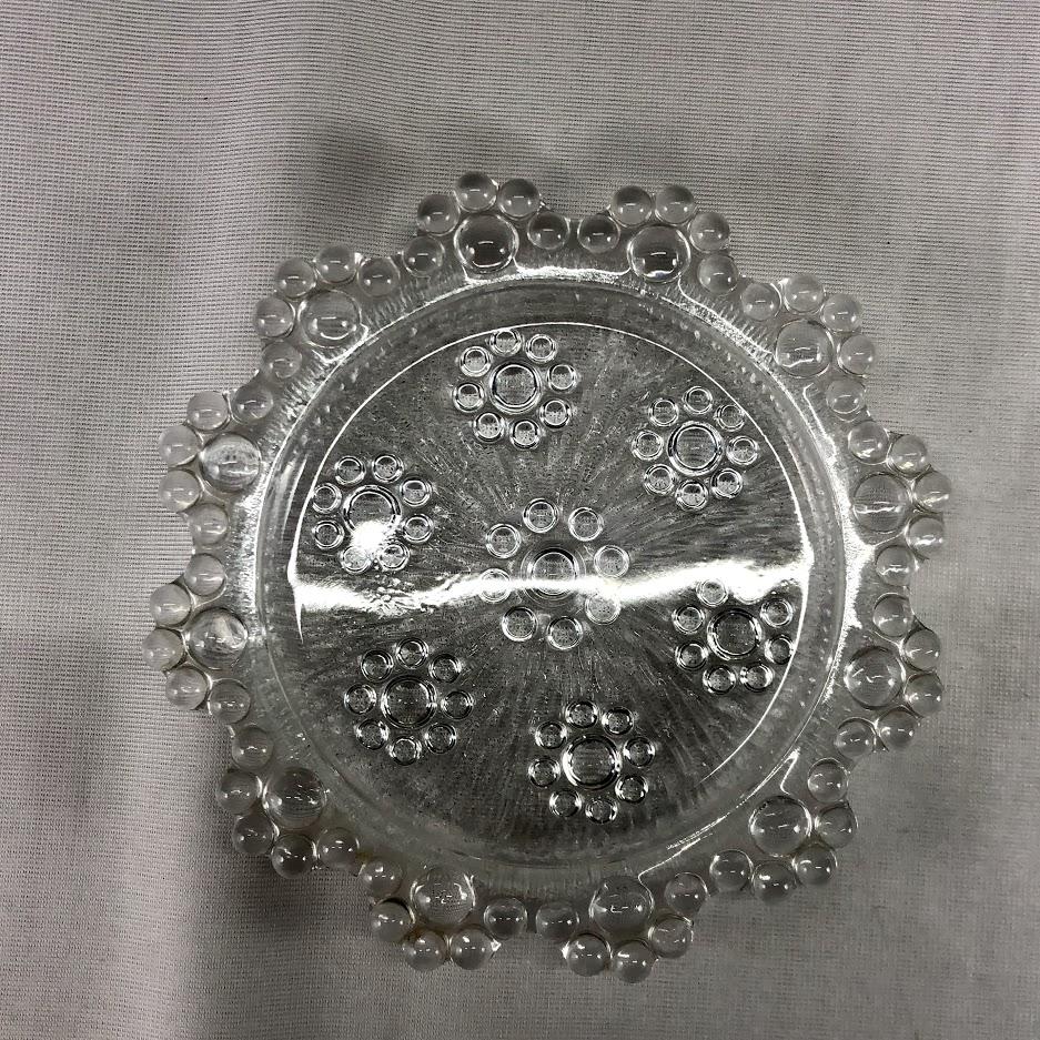 ガラス豆皿R6307