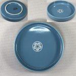 昭和レトロShibata豆皿R6337